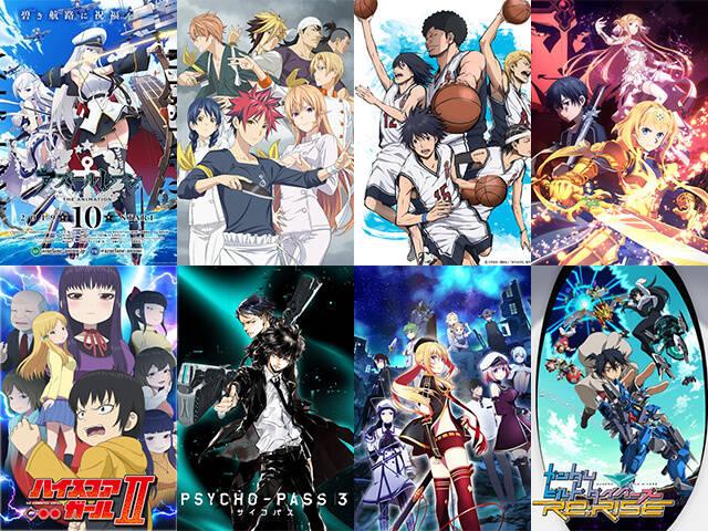 「今期アニメ何見てる?」2019年秋アニメランキングが発表