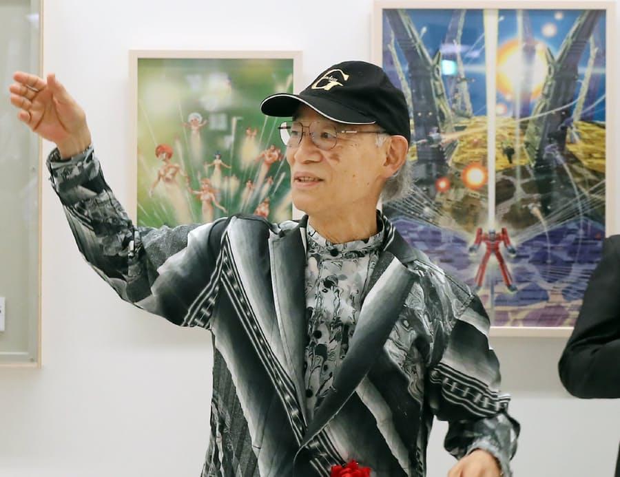 アニメの巨匠・富野由悠季さんが語る「ヒット作に共通するもの」とは