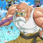 【悲報】強いおじいさんキャラ、亀仙人しかいない