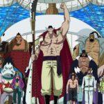 全盛期の白ひげ海賊団、ガチで強そう