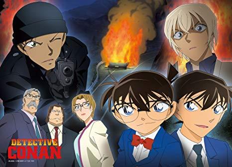 コナン新作映画『緋色の弾丸』2020年の4月17日公開決定!