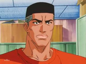 【悲報】スラムダンクの赤木さん、名言がなにも無い