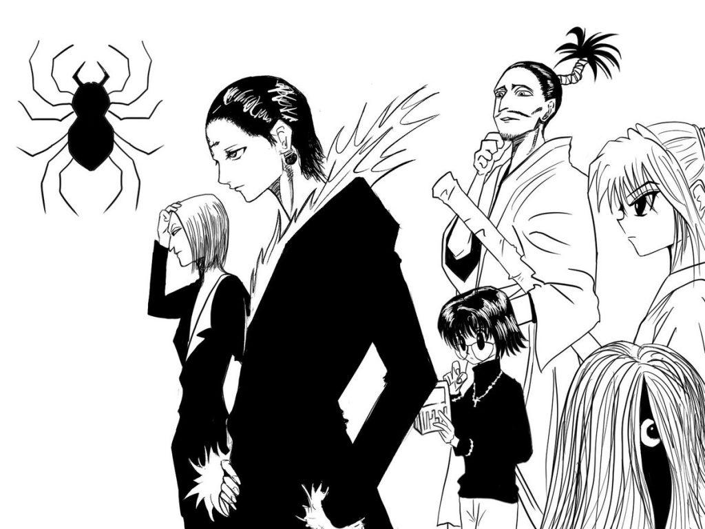 『幻影旅団』←これよりかっこいいグループ名、無い説