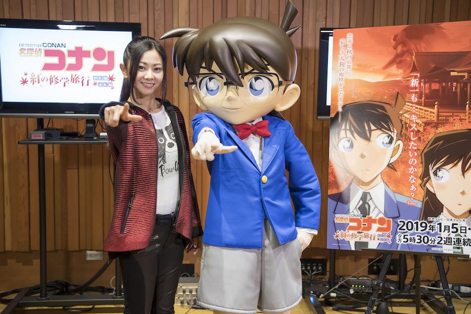 倉木麻衣さん、コナンのおかげで宇多田ヒカルに完全勝利してしまう