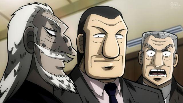 【画像】カイジの「黒崎」 実はヤバい奴だと判明