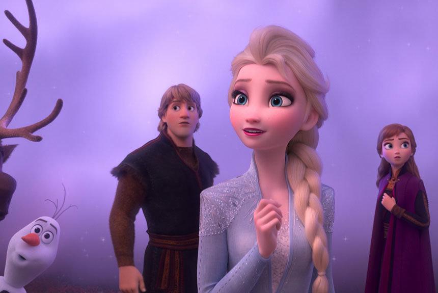 『アナと雪の女王2』興収125億円を突破!『天気の子』も射程圏内に