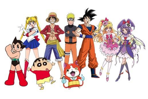 海外サイトで人気の日本アニメキャラクターTOP100がこれwwwwww