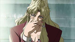 【画像】漫画で最もかっこいい「喫煙シーン」といえばこれだよな