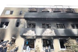 【英雄】京アニ火災、2人の社員により18人の命が助かったことが判明