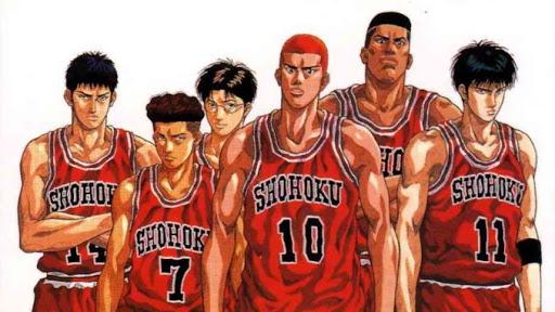 スラムダンク:23年ぶり新イラスト集の裏表紙公開 湘北メンバーを描き下ろし