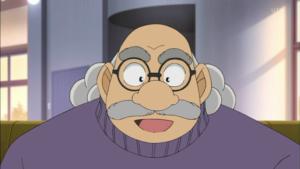 「コナンのあの方は阿笠博士」←これ