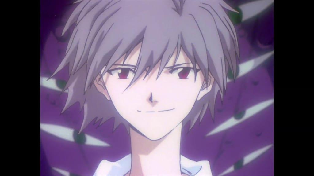 【悲報】渚カヲルさん、負ける