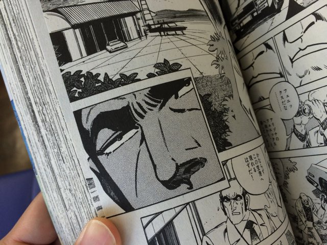 床屋「ウチ漫画めっちゃ好きだよ!?ゴルゴ13!ミナミの帝王!天牌!」