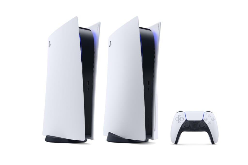 【画像】PS5のデザイン、遊戯王の海馬瀬人に見えると話題に