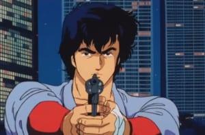 アニメ「シティーハンター」で冴羽が美女の依頼を解決して最後にGet Wildが流れるのって何話だっけ?
