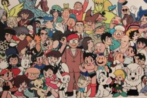 手塚治虫「君の漫画読んだよ、すごく面白いね」新人漫画家「あ、ありがとうございます!」