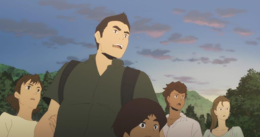 アニメ「日本沈没2022」が炎上 災害時に日本人が暴れる描写に怒りの声