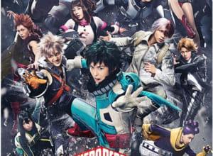 【悲報】舞台『僕のヒーローアカデミア』がコロナ感染のため公演延期