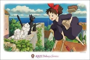 【話題】「猫キャラ人気ランキングTOP20」 3位はドラえもん 2位は魔女宅・ジジ