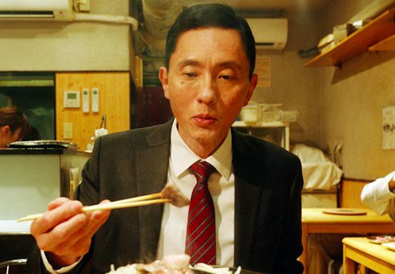 【国際】中国人、孤独のグルメで烏龍茶飲みまくるのを見て大喜び