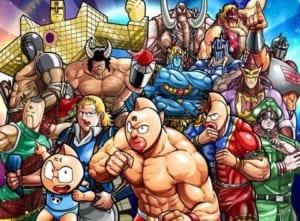 【悲報】キン肉マン正義超人軍の2番手、ガチで誰かわからない