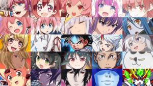 【朗報】2020年秋アニメの人気投票の結果が発表される!