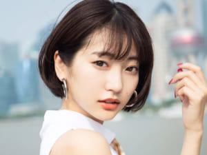 女優・武田玲奈が「マガジン」表紙に登場 快進撃が止まらない