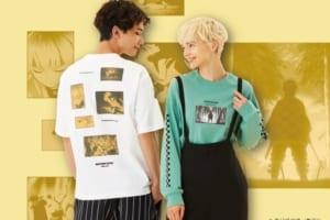 【悲報】GUと鬼滅のコラボシャツ、あまりにも雑すぎる