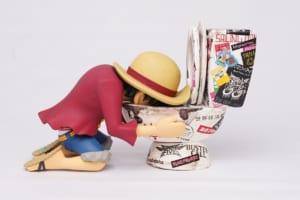 【悲報】バスターコール展のルフィのフィギュア、66万円wwwww