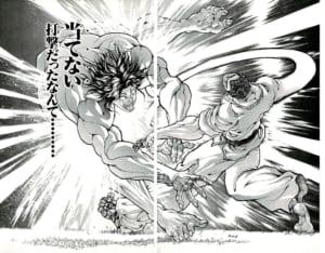 【悲報】バキ道の力士、ピクル以上の耐久力だった