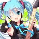 【悲報】初音ミクのギター発売決定 → お値段50万円以上