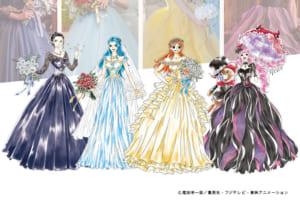 【朗報】『ONE PIECE』のウェディングドレス爆誕