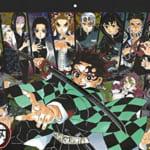 【悲報】20巻位で終わる名作漫画「仁-JIN-」「鬼滅の刃」の2つしかない