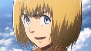 【悲報】アニメの超大型巨人アルミンさん、ヤバすぎる
