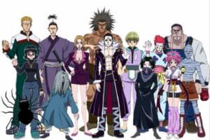 【悲報】幻影旅団さん、カキン王族に勝てない