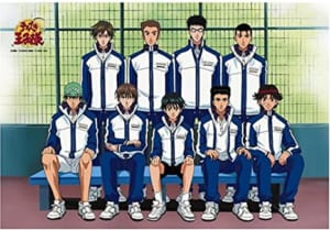 【悲報】テニスの王子様の青学レギュラー、一人だけ不要